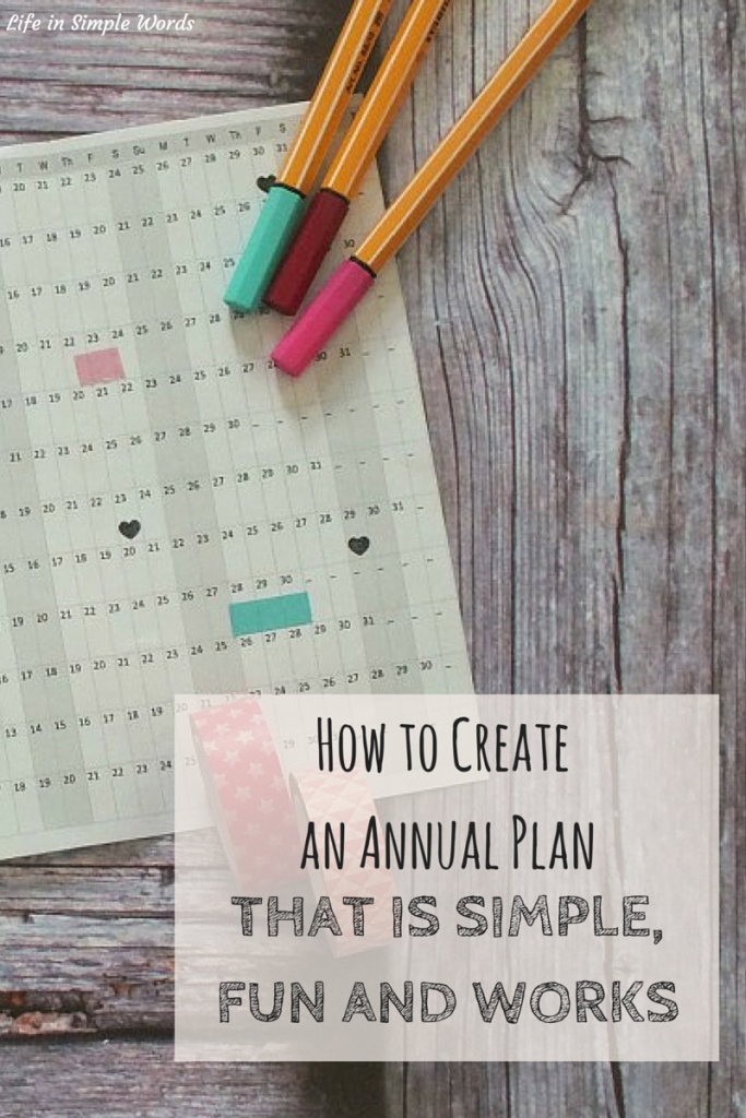 In order to make our dreams and goals happen we have to have a plan. In this post you will learn the steps you need to take in order to create an annual plan. It is a fun and great way to make things happen for you. Make this year the year of creating your dreams.